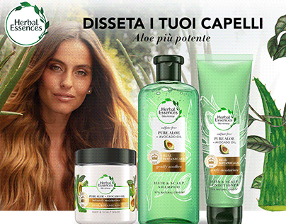 POINT OF SALE - HERBAL ESSENCES