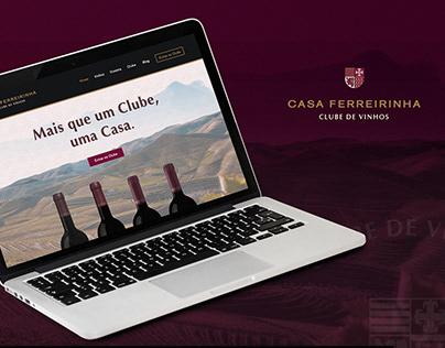 Casa Ferreirinha - Clube de Vinhos