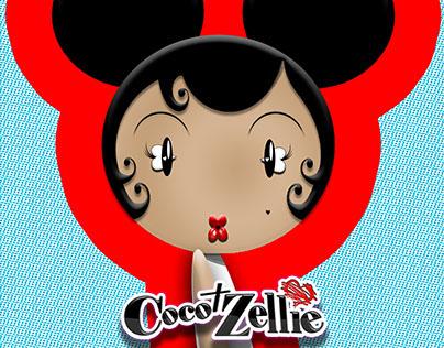 Coco & Zellie     Josephine Baker inspo