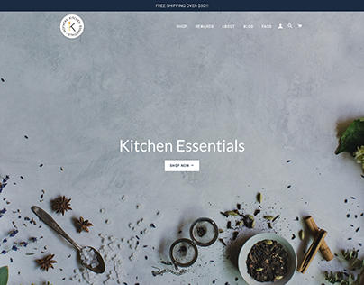 Mother's Kitchen Essentials - Shopify