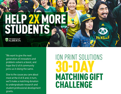 Annual Giving - Matching Gift Challenge