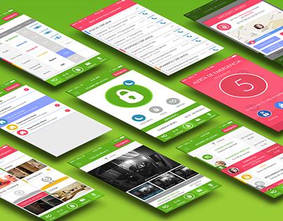 Smart Sentinels Mobile App