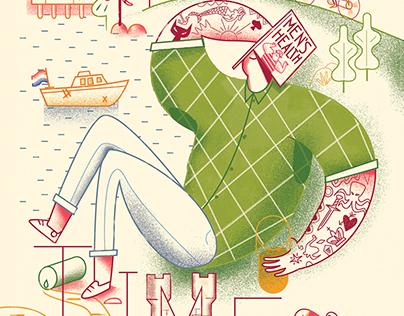 Men's health Dutch edition: Me-Time