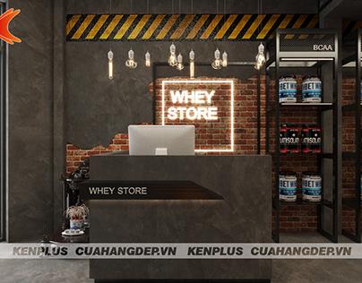 Whey store