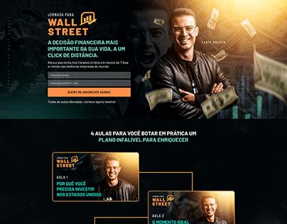 Jornada para Wall Street | Fabio Holder