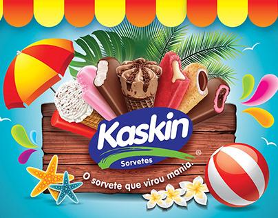 Calendar Kaskin Ice cream