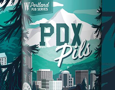 Widmer Portland Pub Series PDX Pils