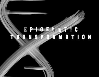 Visual Concept about Epigenetic Transformation
