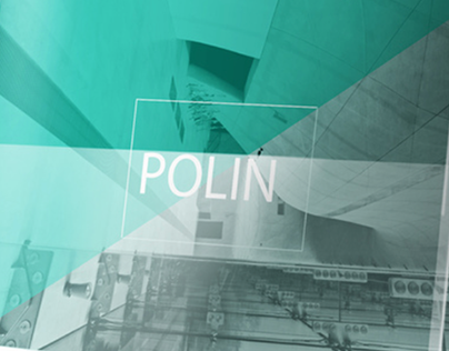 POLIN - brochure and poster