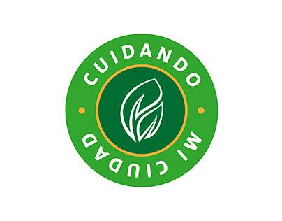 Logo Programa Cuidando mi Ciudad, Holcim Argentina