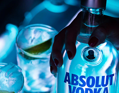Absolut Vodka . Breaking Bad