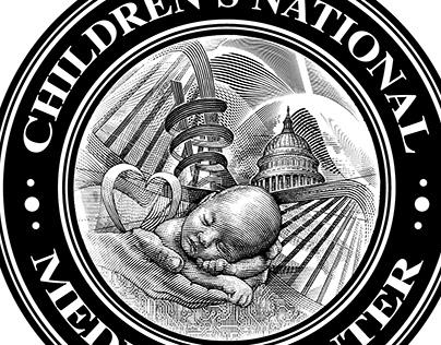 Children's National Medical Center Logo by Steven Noble