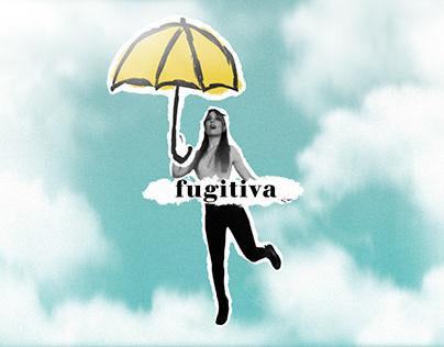 Edurne // Fugitiva (Lyric Vídeo)