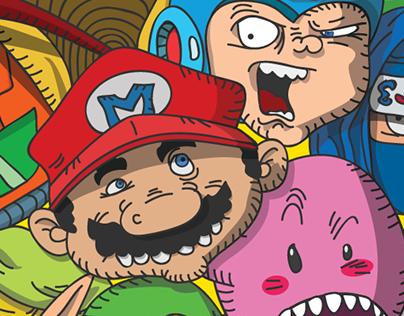 NES Heroes