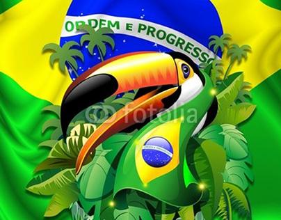 ♥ Brazil ♥ Brazil is Everywhere! ♥