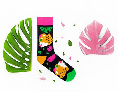 Hedof x Look Mate London Socks