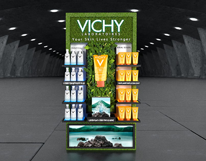 VICHY - Product Stand