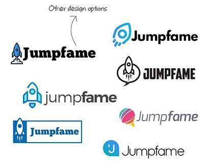 Logo for JumpFame