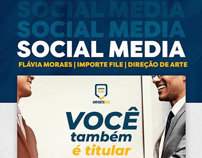 SOCIAL MEDIA | IMPORTEFILE