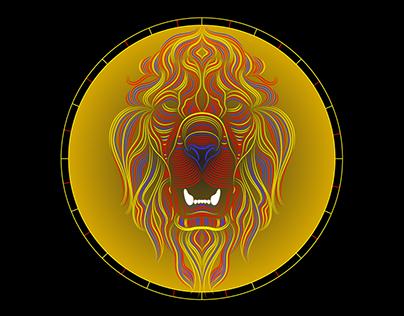 Lion-Illustrations