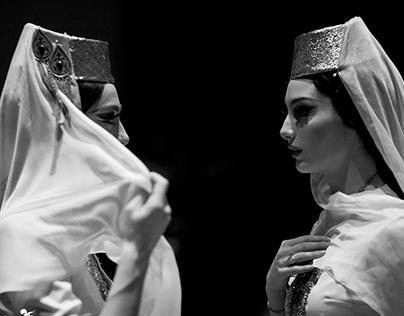Sukhishvili Backstage / Georgian National Ballet