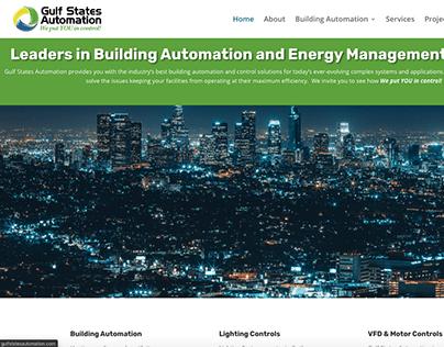 Gulf States Automation Website