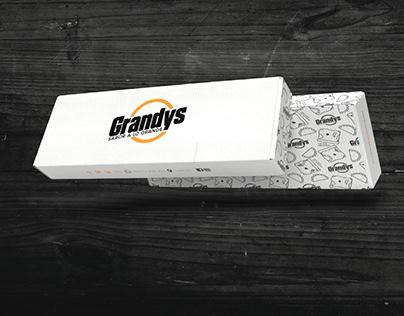 Grandy Empanadas Gigantes