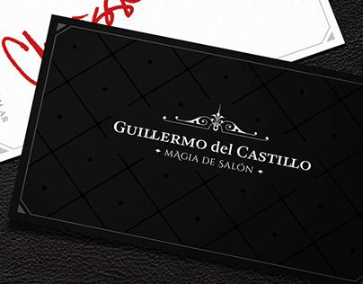 Guillermo del Castillo - Magia de Salón
