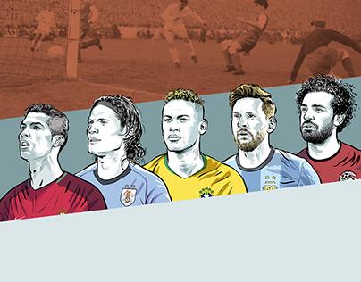World Cup Legends sticker album
