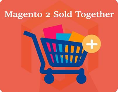 Magento 2 Sold Together