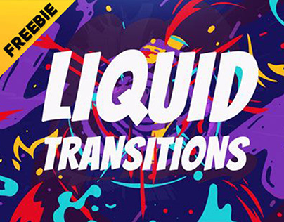Liquid Transitions - Animated Transitions
