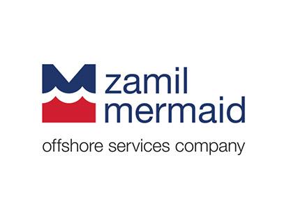 Zamil Mermaid logo