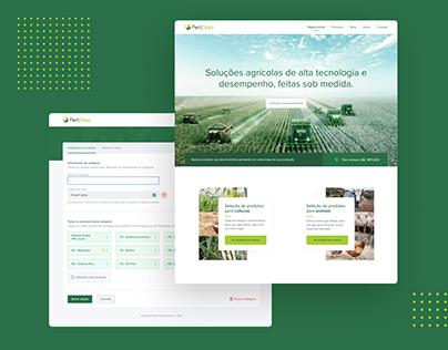 FertGaia — Soluções agrícolas