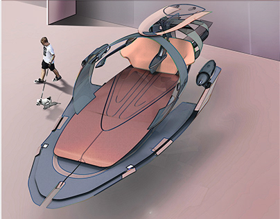 PRISTINE I FUTURE of mobility