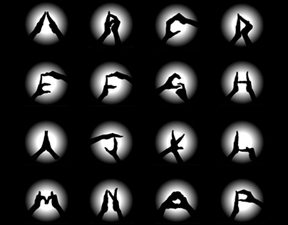 The Typeface Project-Hand Shadow