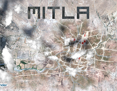 Mitla 3D - from above the clouds