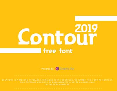 Contour Font