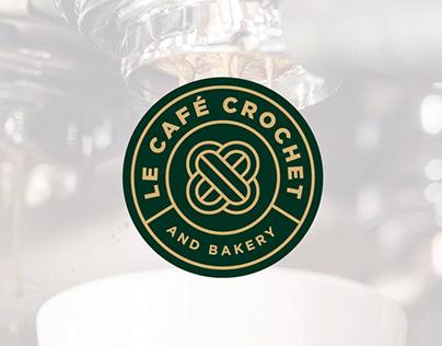 Le cafe crochet — Brand/Corporate Identity