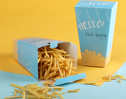 Hello // Packaging
