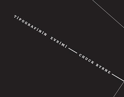 Tipografinin Evrimi