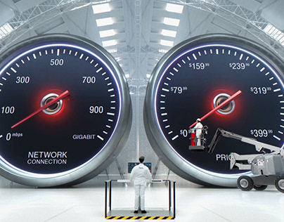 "Verizon Fios - ""Speedometer"""