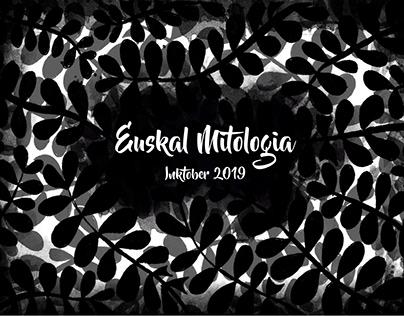 Euskal Mitologia Iktober 2019