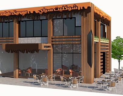 Chocolate Saray Restaurant