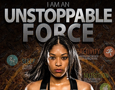 Unstoppable/Professional Soldier Athlete Series