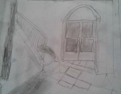 dessin avec des perspectives