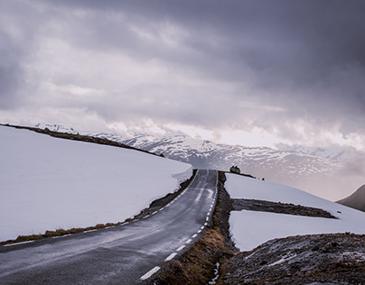 THE REMAINS OF WINTER – Norway