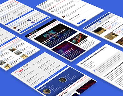 Counter-Strike news portal
