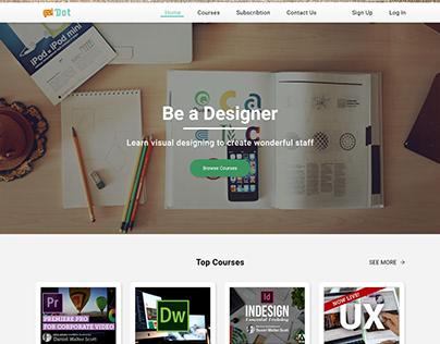 Dot - UI/UX Design