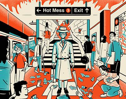 MARTIALS/ Hot Mess