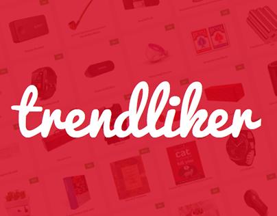 TrendLiker · Discover. Track. Shop.